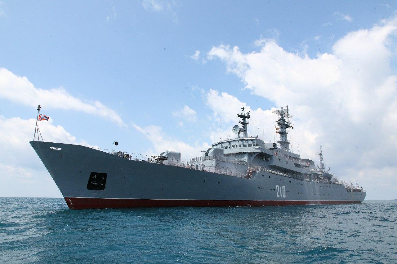 NetEase: внезапное появление военного корабля РФ на учениях НАТО напугало британцев