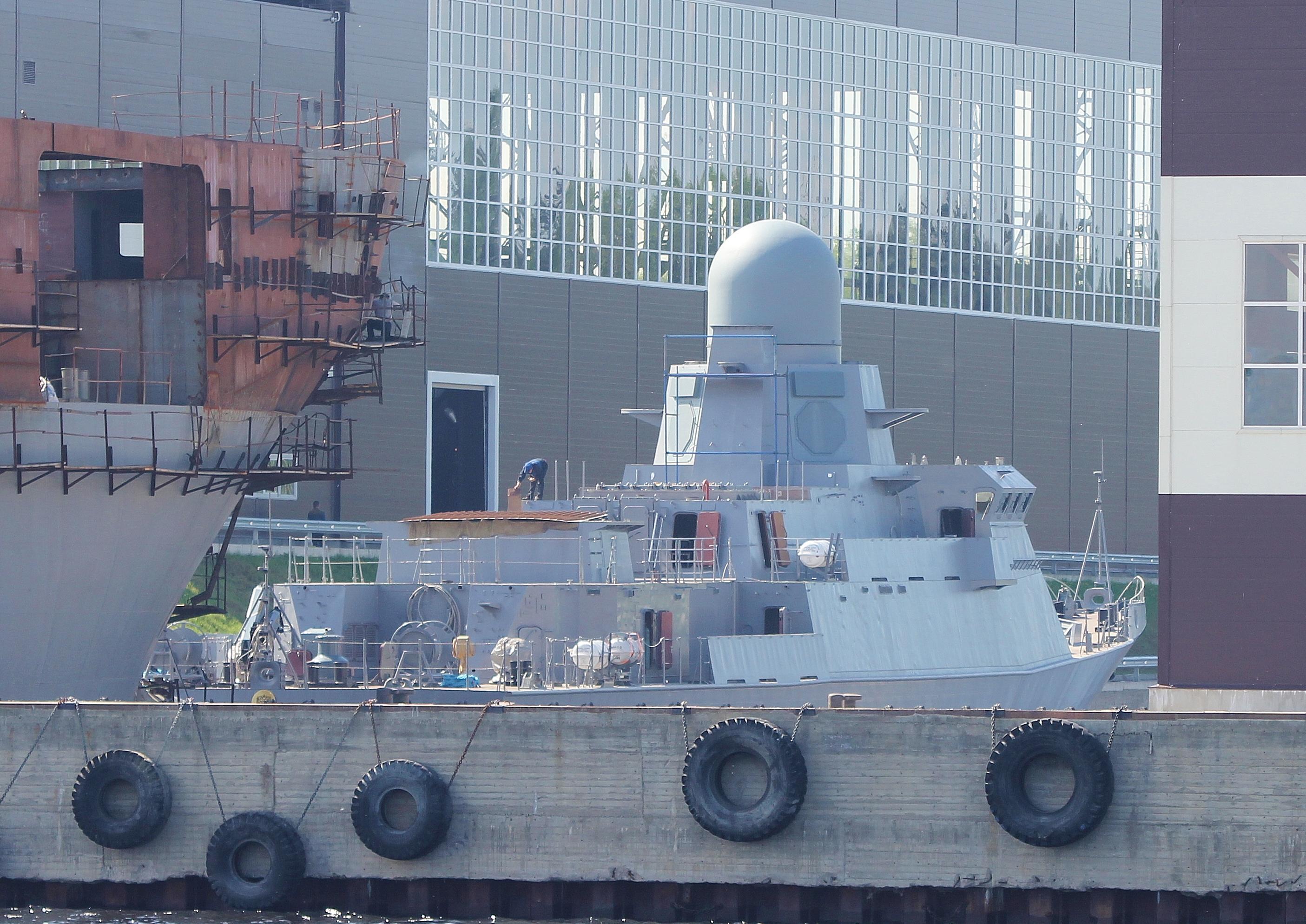 "Project 22800: ""Karakurt"" class missile ship - Page 22 17-6283669-shkval-17.05.18"