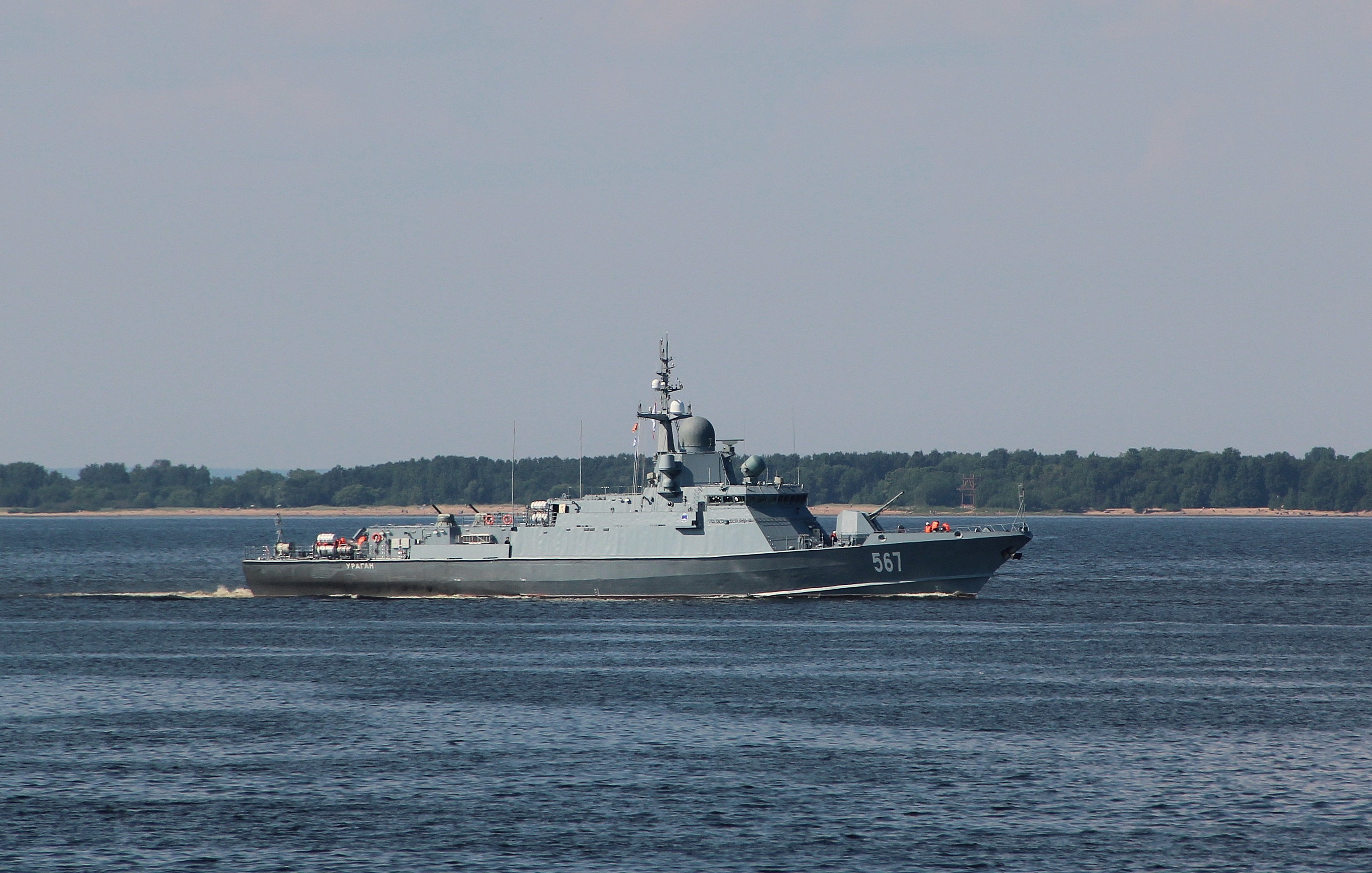 "Project 22800: ""Karakurt"" class missile ship - Page 18 15-6477237-22800-uragan-v-kronshtadt-15.07.2018"