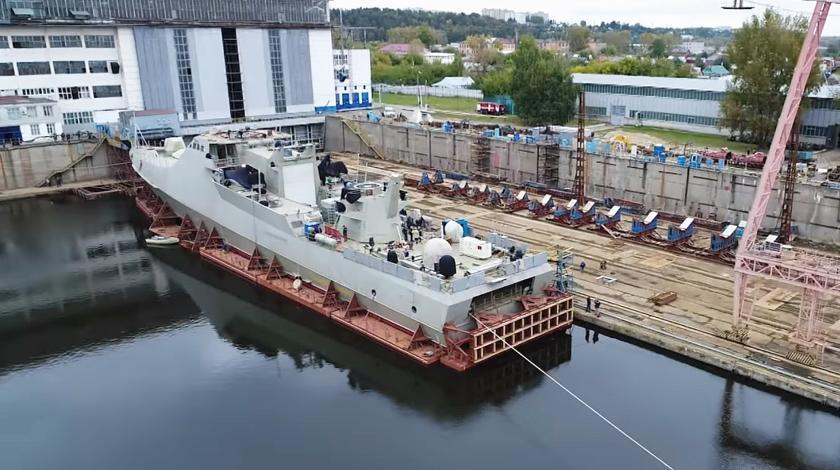 Project 22160 Bykov-class patrol ship - Page 12 19-6492609-rogachev