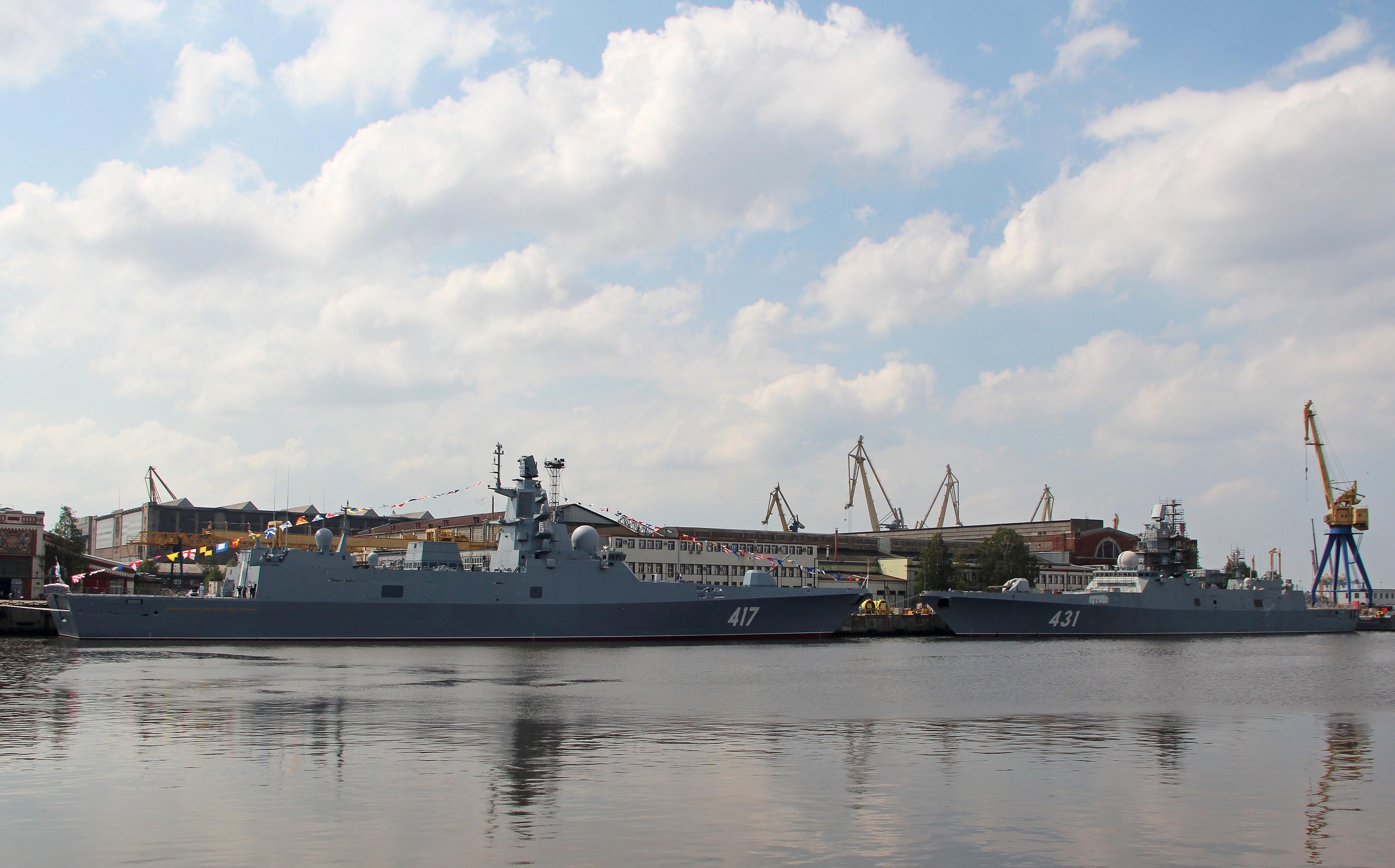 Project 22350: Admiral Sergei Gorshkov #2 28-6517905-22350-afss-gorshkov-i-af-kasatonov-sv-28.07.2018