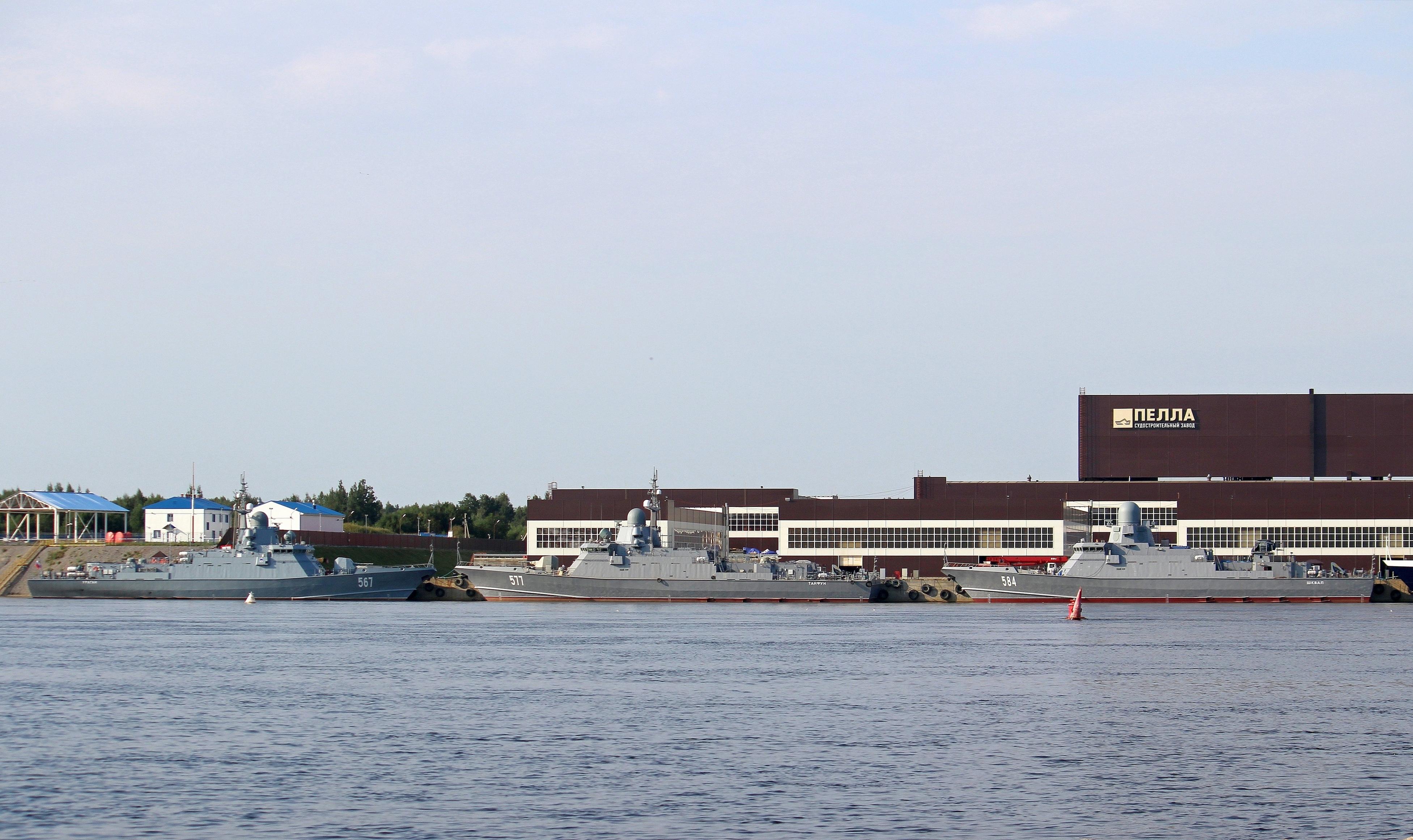 """Project 22800: """"Karakurt"""" class missile ship - Page 20 11-6563969-22800-uragan-tajfun-shkval-ssz-pella-11.08.2018"""