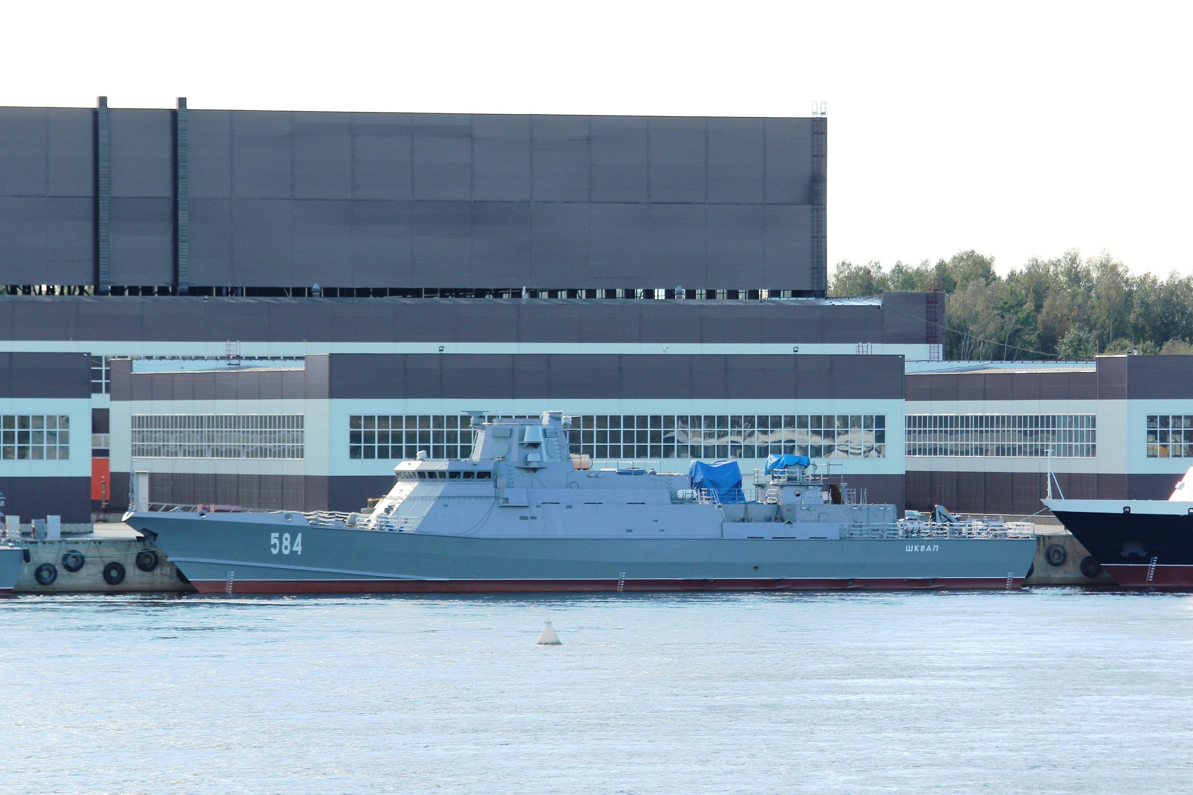"""Project 22800: """"Karakurt"""" class missile ship - Page 22 23-6698781-22800-shkval-odintsovo-ssz-pella-23.09.2018"""
