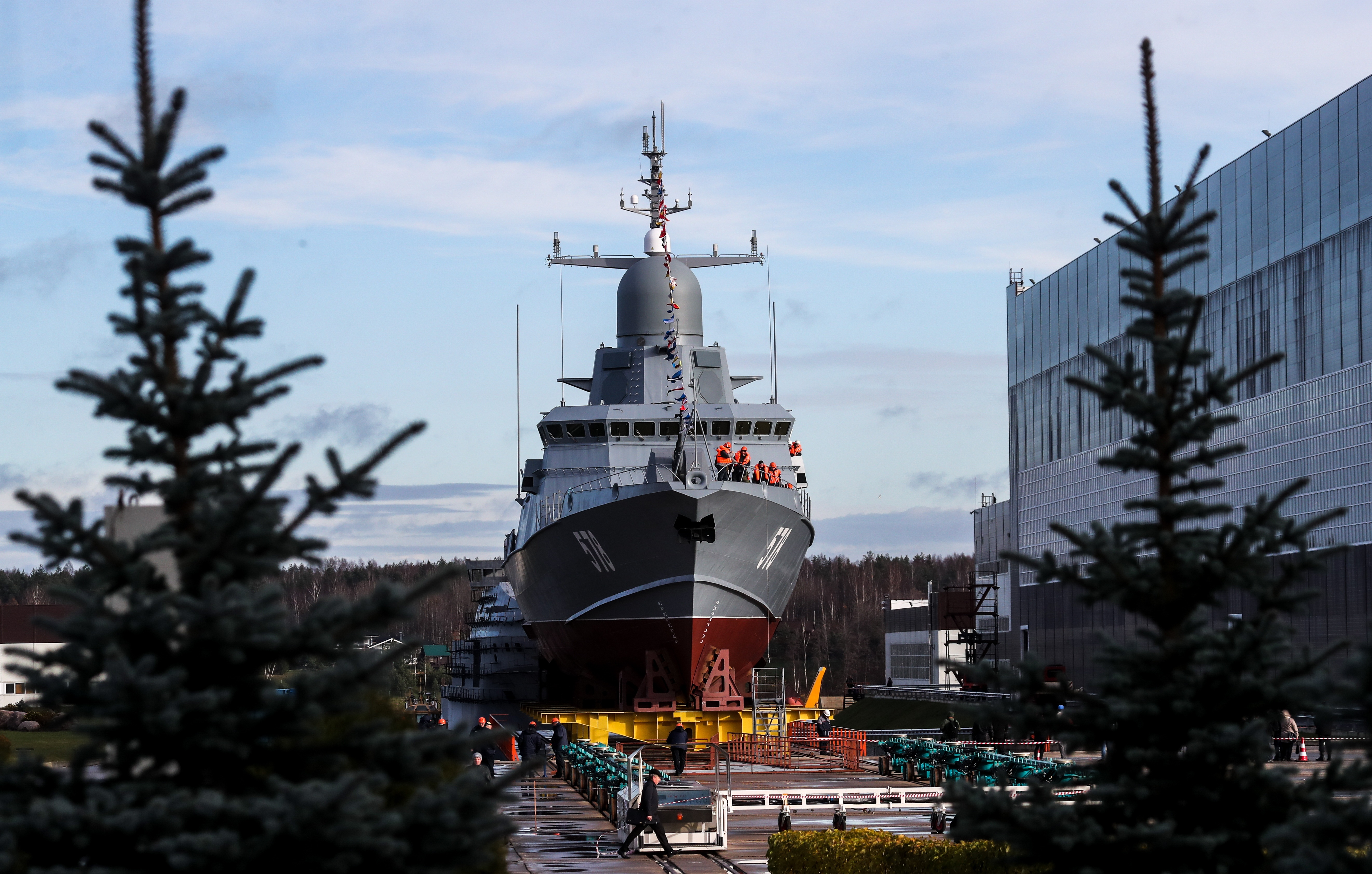 "Project 22800: ""Karakurt"" class missile ship - Page 25 27-6808757-4841259"