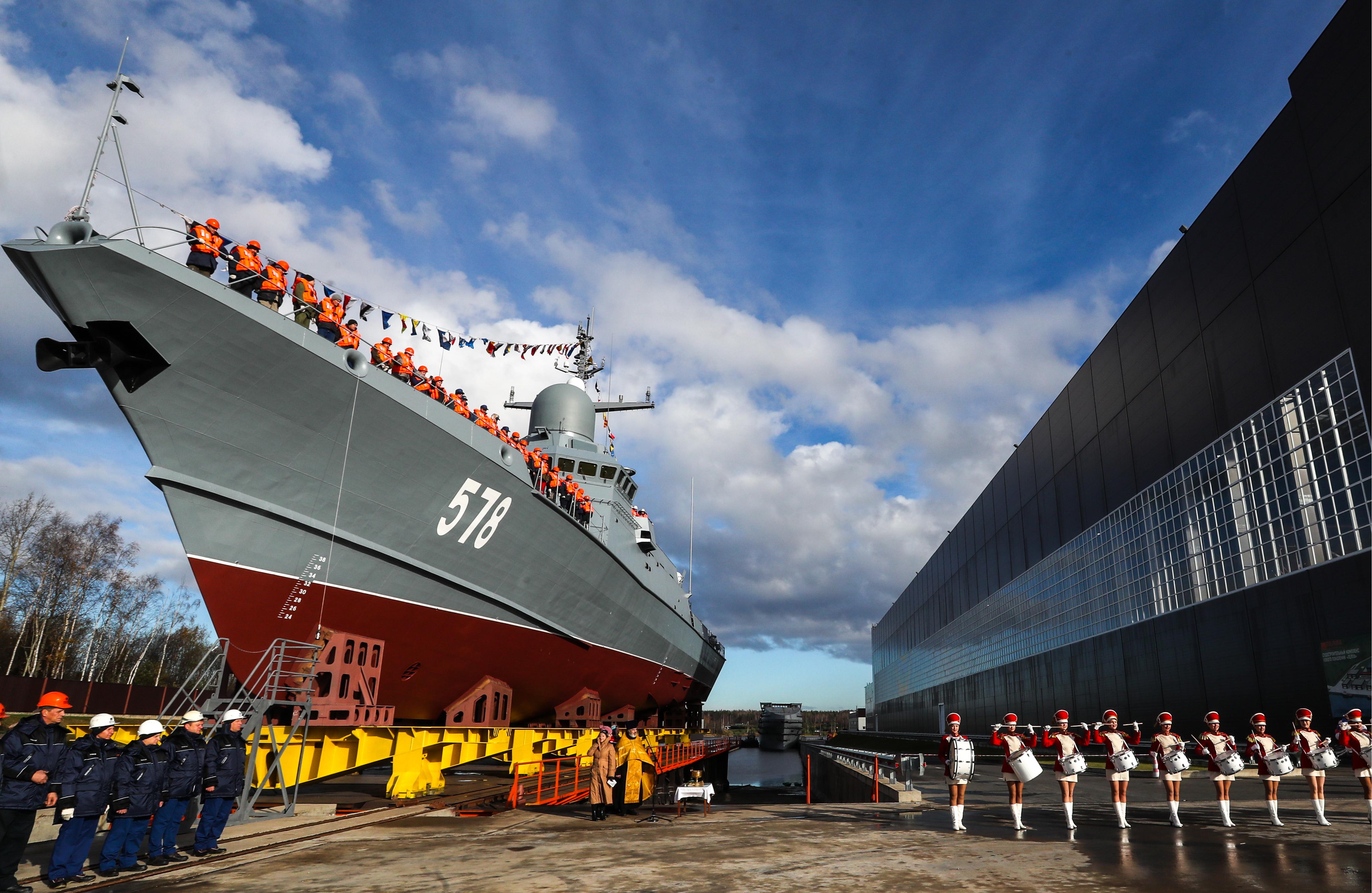 "Project 22800: ""Karakurt"" class missile ship - Page 25 27-6808757-4841263"