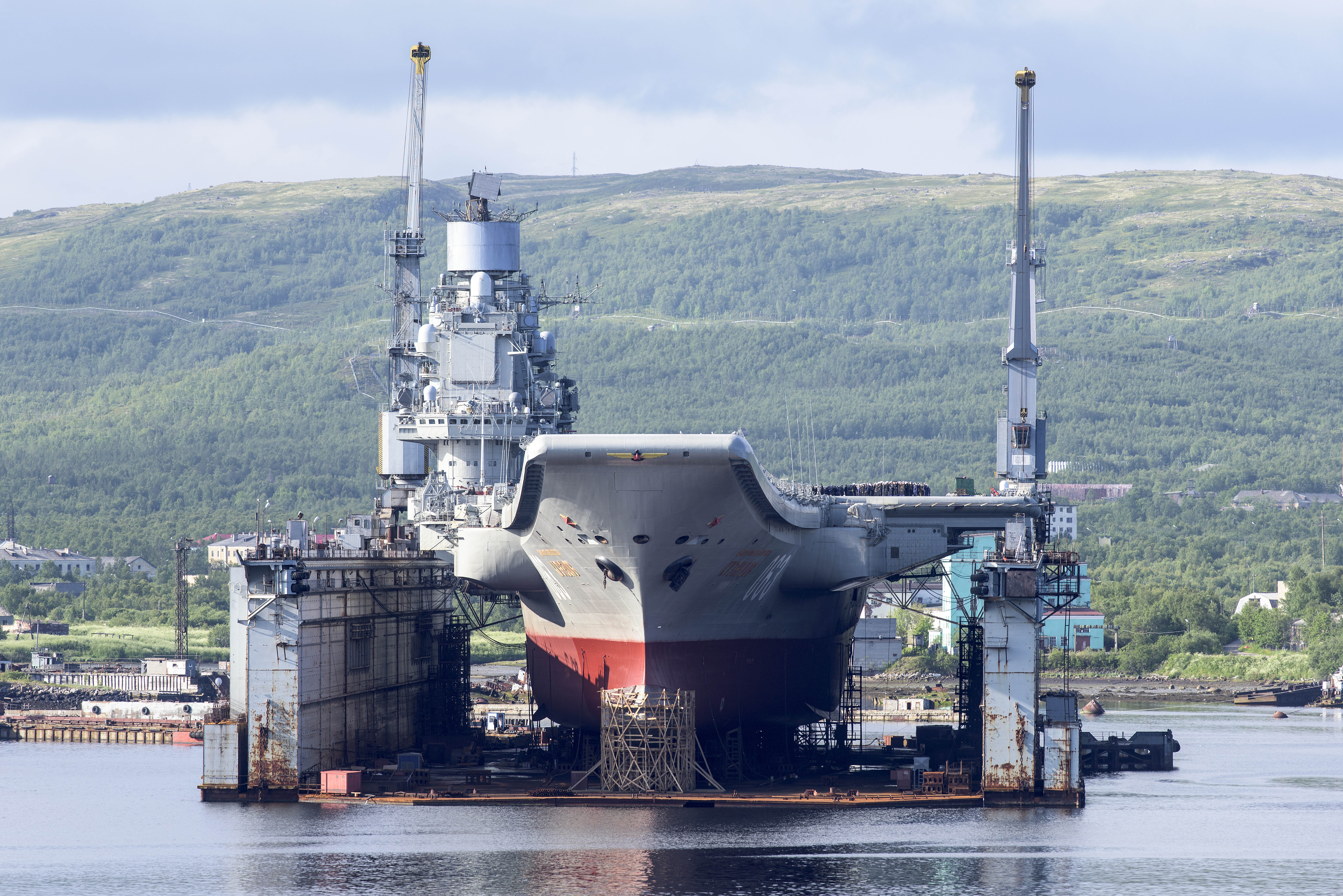 Aircraft Carrier Admiral Kuznetsov: News #2 - Page 6 01-6824237-22-3899860-kuznetsov2