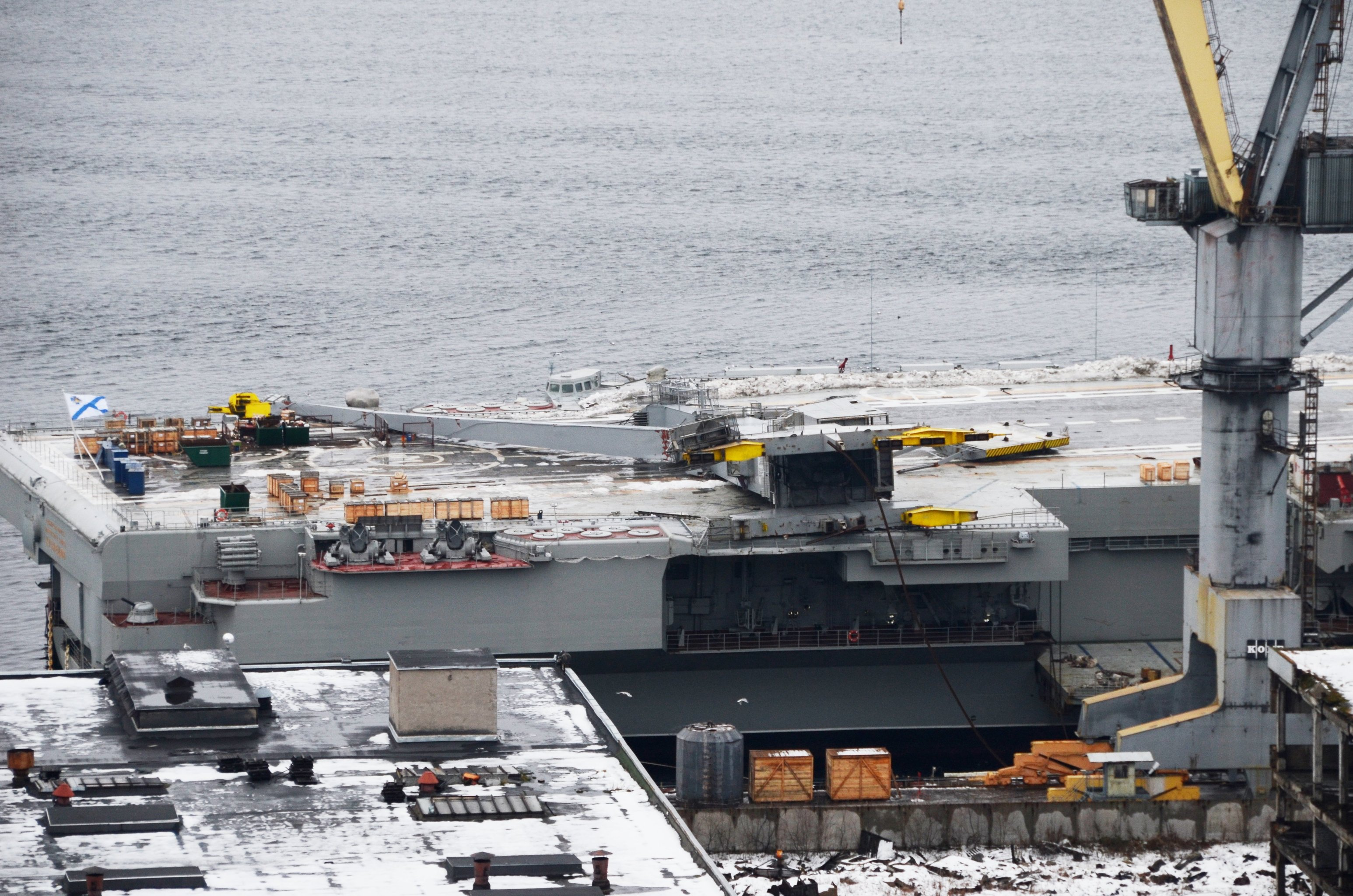 Aircraft Carrier Admiral Kuznetsov: News #2 - Page 8 07-6843897-1069500838