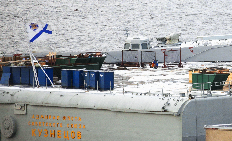 Aircraft Carrier Admiral Kuznetsov: News #2 - Page 10 13-6866573-1532671431