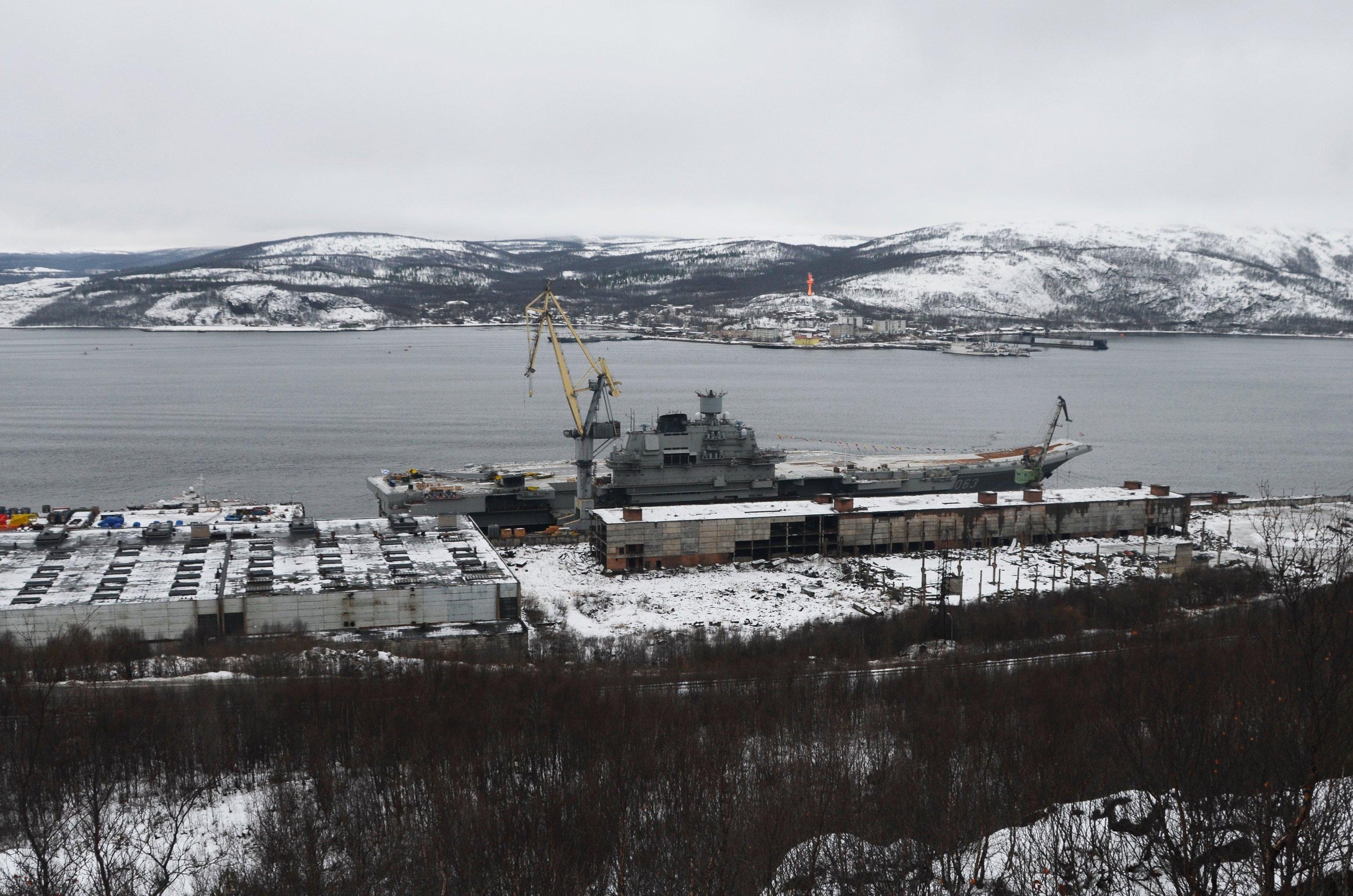 Aircraft Carrier Admiral Kuznetsov: News #2 - Page 10 13-6866573-1532671746