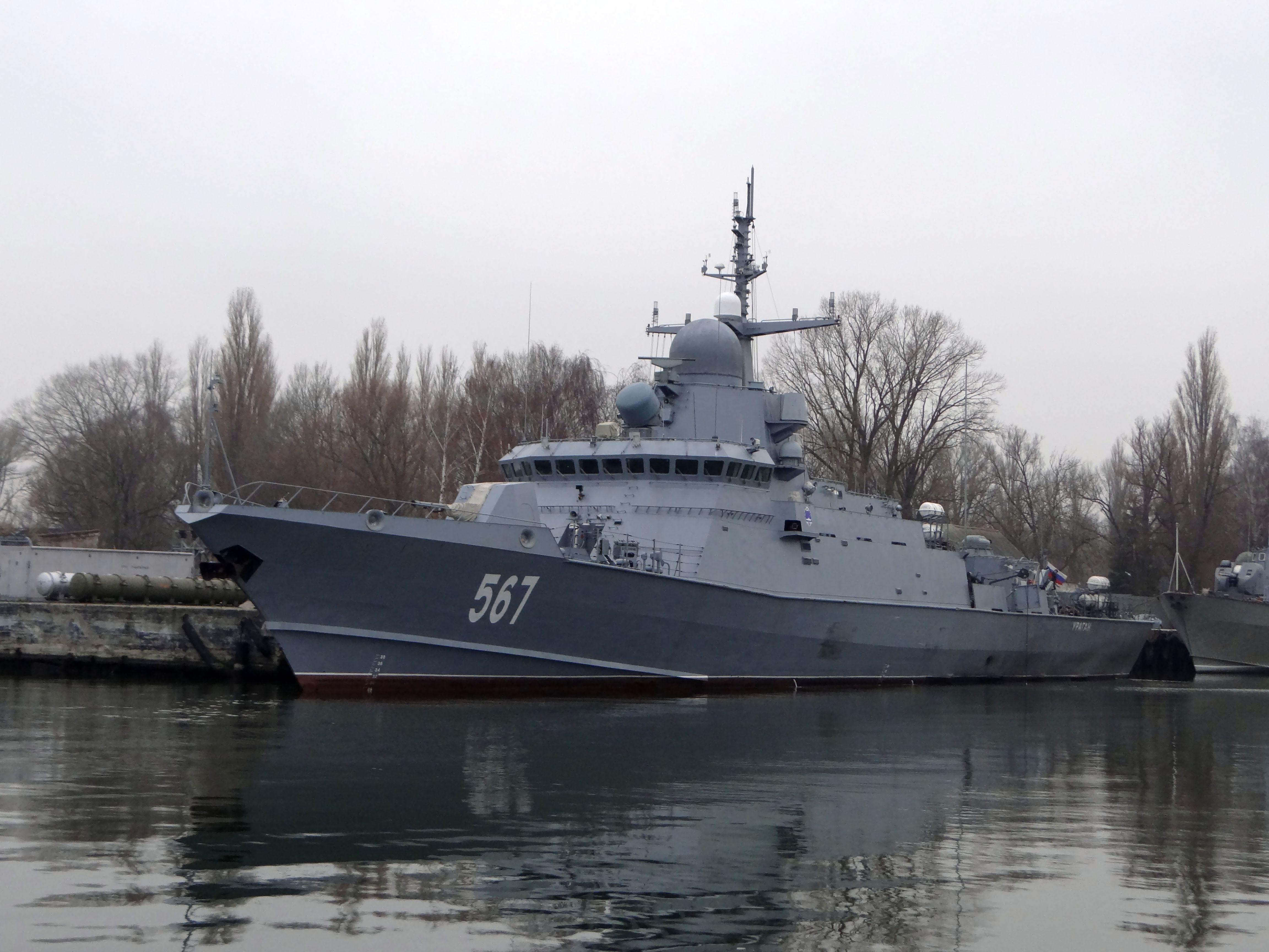 "Project 22800: ""Karakurt"" class missile ship - Page 25 27-6910393-dsc03953"